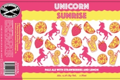 Pipeworks Brewing Co - Unicorn Sunrise