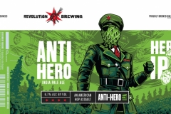 Revolution Brewing - Anti-hero