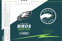 Goose Island Beer Co. - Birds Gameday Lager
