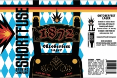 Short Fuse Brewing Company - 1872 Oktoberfest Lager