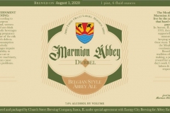 Energy City - Marmion Abbey Dubbel