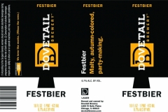 Dovetail Brewery - Festbier