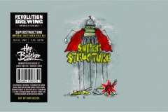 Revolution Brewing - Superstructure