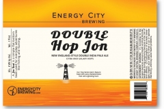 Energy City Brewing - Double Hop Jon