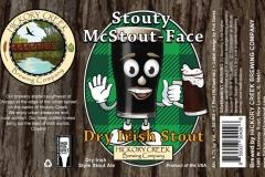 Hickory Creek Brewing Company - Stouty Mcstoutface Irish Style Stout