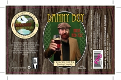 Hickory Creek Brewing Company - Danny Boy Irish Red Ale