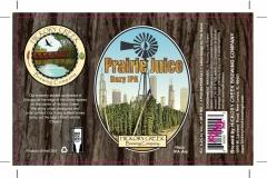 Hickory Creek Brewing Company - Prairie Juice Hazy Ipa