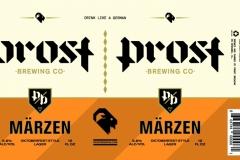 Prost Brewing Co. - Marzen