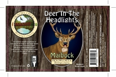 Hickory Creek Brewing Company - Deer In The Headlights Maibock