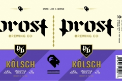 Prost Brewing Co. - Kolsch