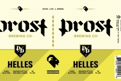Prost Brewing Co. - Helles