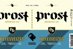 Prost Brewing Co. - Hefeweizen