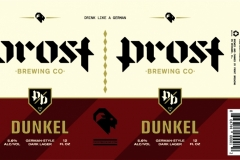 Prost Brewing Co. - Dunkel