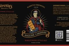 Karetas - English Cardinal