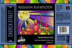 Church Street - Russian Rhapsody