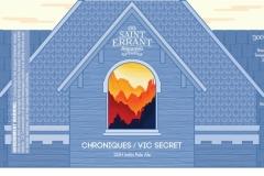Saint Errant Brewing - Chroniques Vic Secret