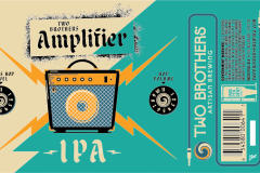 Two Brothers Artisan Brewing - Amplifier