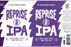 On Tour Brewing Company - Reprise Ipa