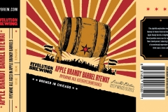 Revolution Brewing - Apple Brandy Barrel Ryeway