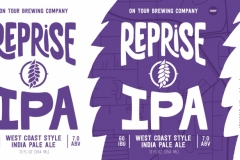 On Tour Brewing Company - Reprise India Pale Ale