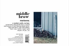 Middle Brow Brewpub - Marianne.