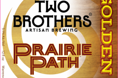 Two Brothers Artisan Brewing - Prairie Path