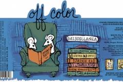 Off Color Brewing - Miscellanea Volume 3.5
