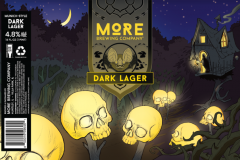More Brewing Company - Dark Lager