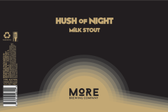 More Brewing Company - Hush Of Night