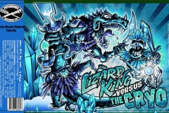 Pipeworks Brewing Co - Lizard King Vs The Cryo