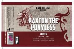 Paxon The Ponyless - Porter
