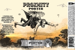 Holzlager Brewing Company - Proximity Porter