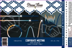 Phase Three Brewing Company - Corporate Meeting