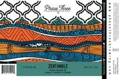 Phase Three Brewing Company - Zentangle