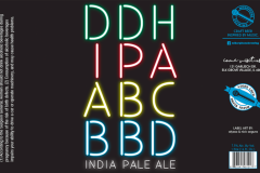 Mikerphone Brewing - Ddh Ipa Abc Bbd