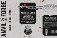 Anvil & Forge Brewing And Distilling - Keller Clown