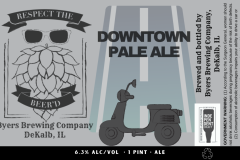 Byers Brewing Company - Downtown Pale Ale