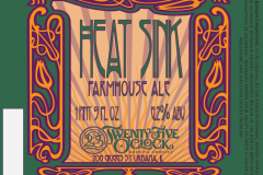 25 O'Clock Brewing Company - Heat Sink