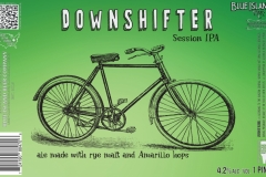 Blue Island Beer Co - Downshifter Session Ipa