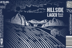 Blue Island Beer Co - Hillside Lager Munich Dunkel