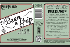 Blue Island Beer Co - It's Been A Grip