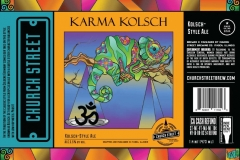 Church Street - Karma Kolsch