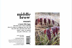 Middle Brow Brewpub  - Mozart