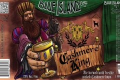 Blue Island Beer Co. - Cashmere King