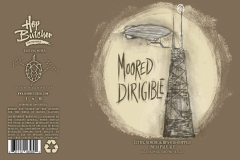 Hop Butcher For The World - Moored Dirigible