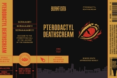 Burnt City Brewing - Pterodactyl Deathscream