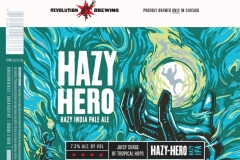 Revolution Brewing - Hazy Hero