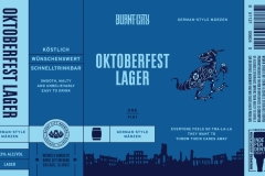 Burnt City Brewing - Oktoberfest Lager