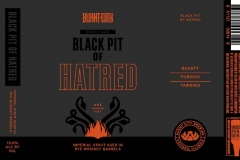 Burnt City Brewing - Black Pit Of Hatred
