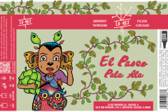 Lo Rez Brewing - El Paseo